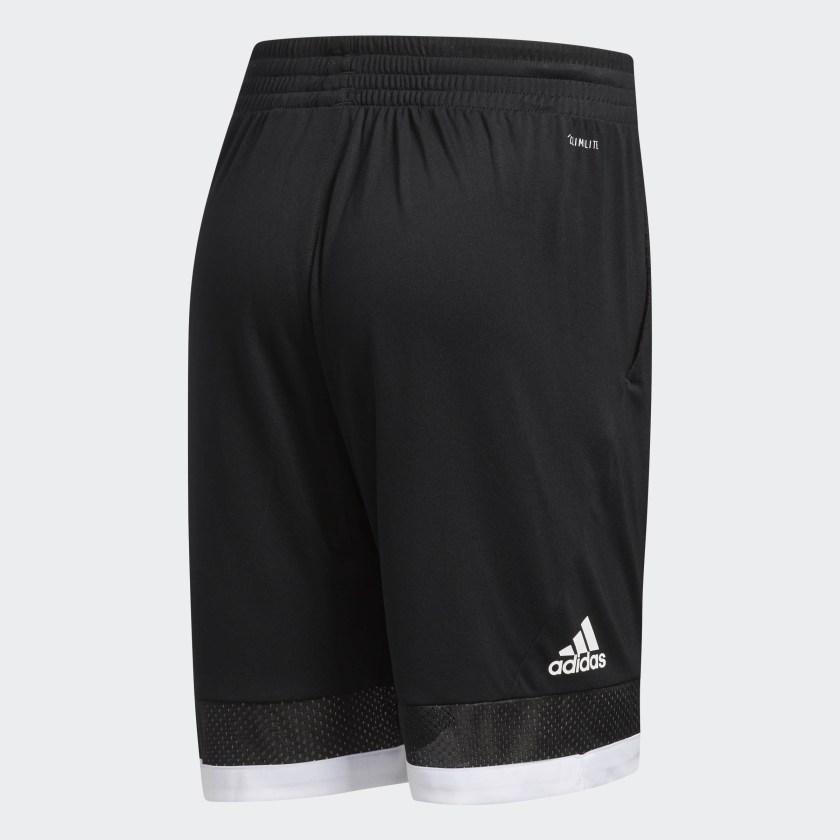 adidas-Pro-Bounce-Shorts-Men-039-s thumbnail 12