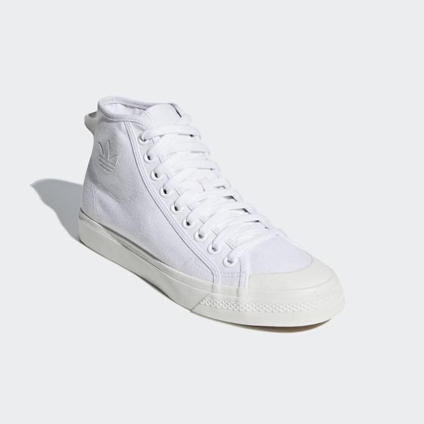 thumbnail 13 - adidas Originals Nizza High Top Shoes Men's