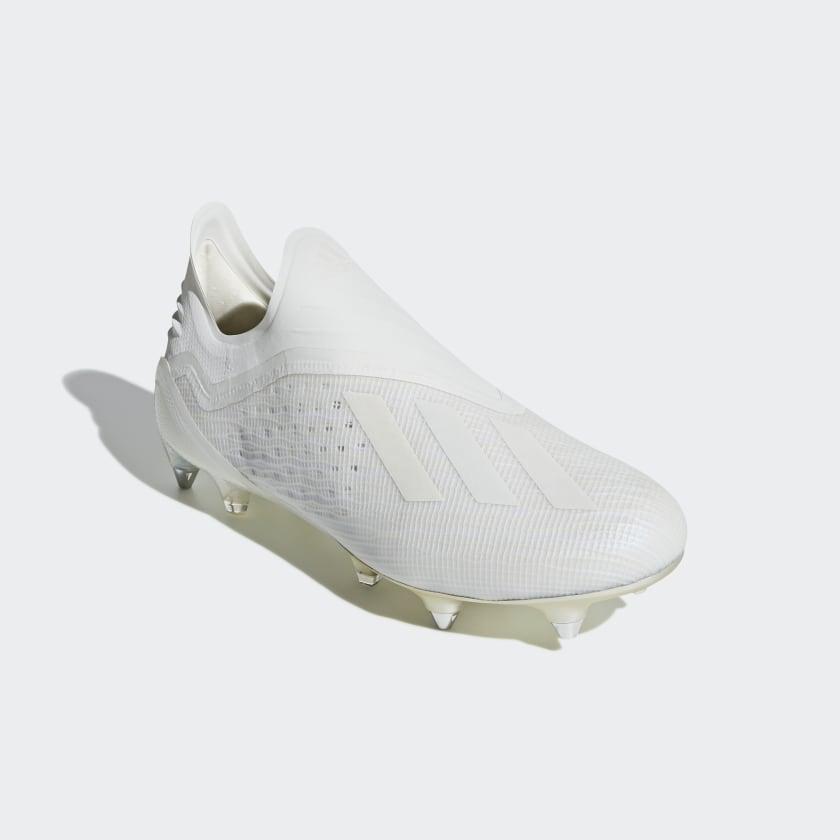 7e17b8f1b8 Calzado de Fútbol X 18+ SG. Tallas Mexicanas  Color del artículo  OFF WHITE  FTWR ...