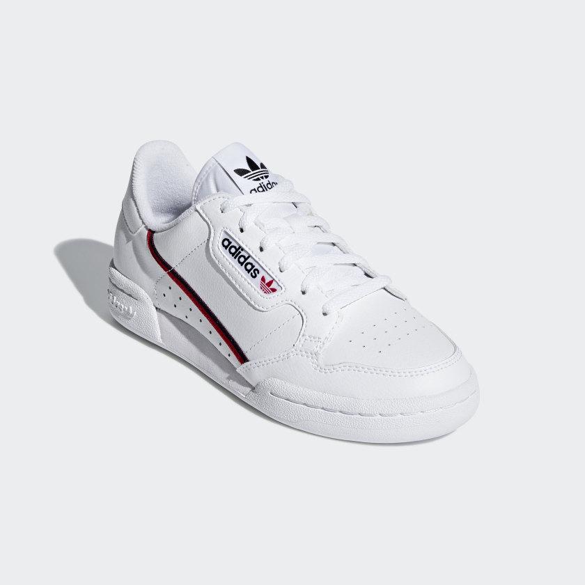 adidas Continental 80 Schuh - weiß   adidas Deutschland c9c0f0585f