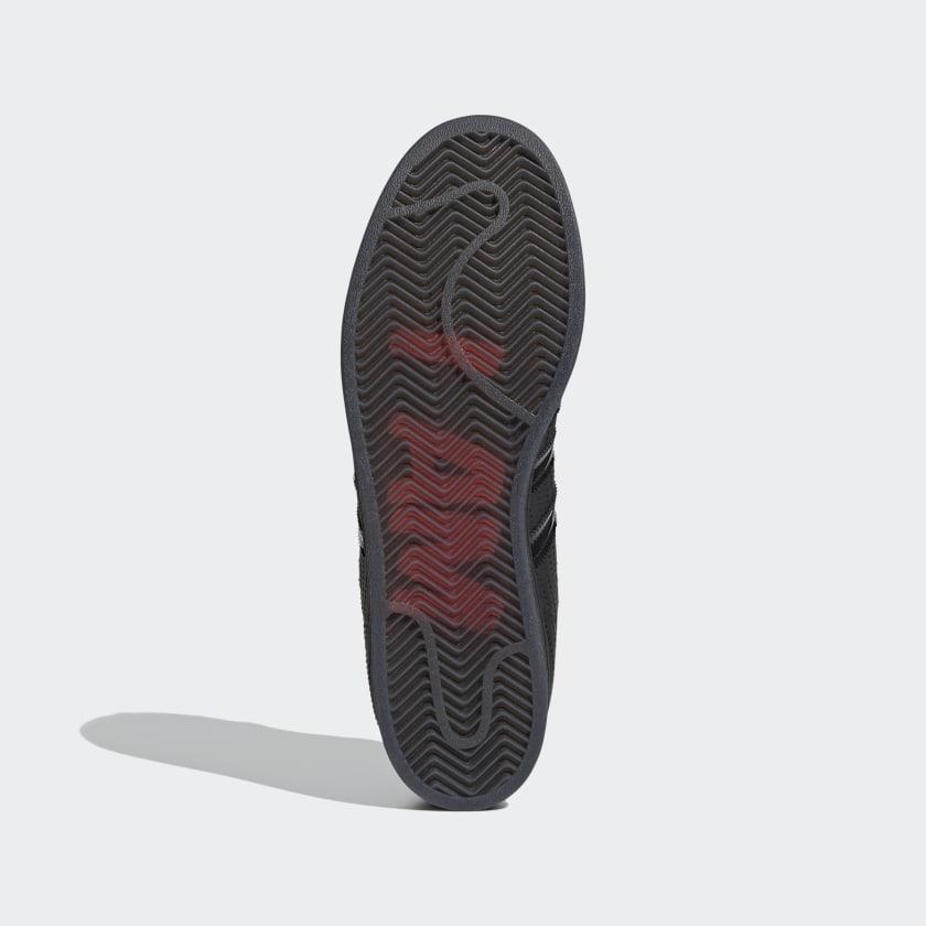thumbnail 14 - adidas Originals Superstar Star Wars Darth Vader Shoes Men's