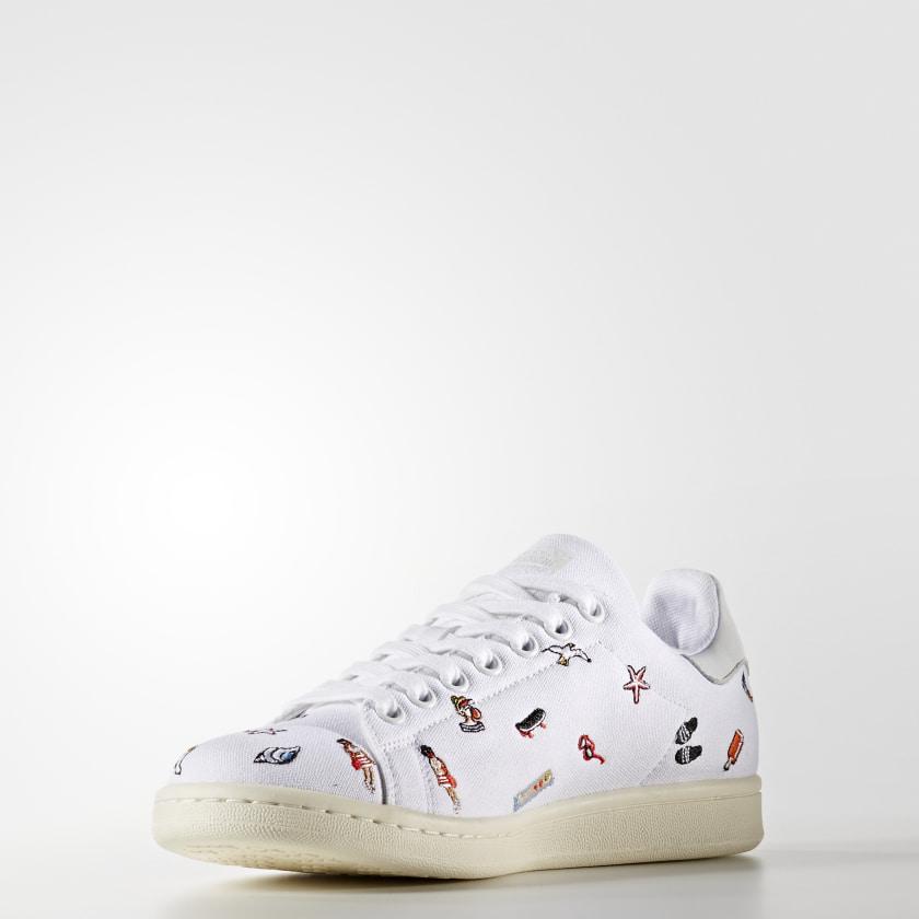 adidas Obuv Stan Smith - bílá  21e650406e8
