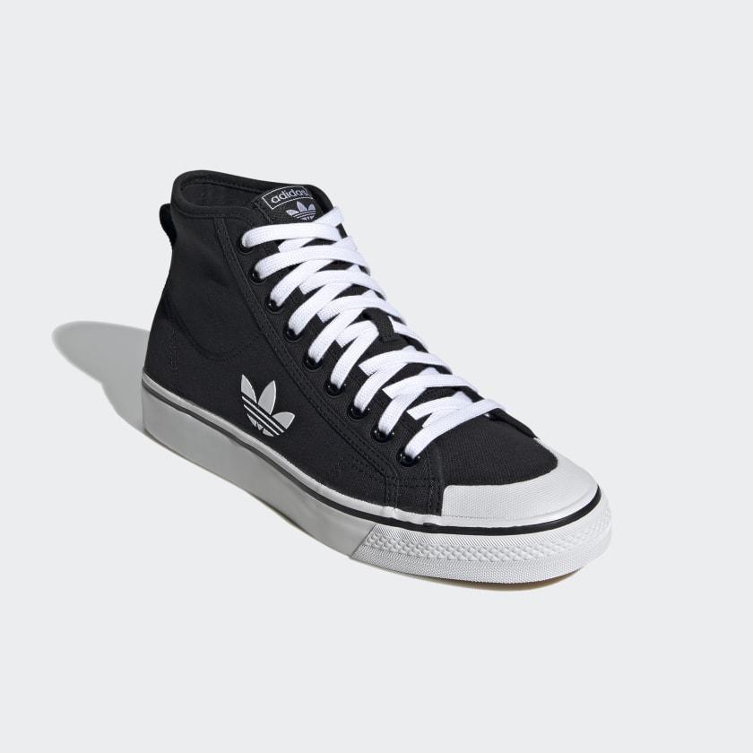 adidas-Originals-Nizza-Hi-Shoes-Men-039-s thumbnail 21