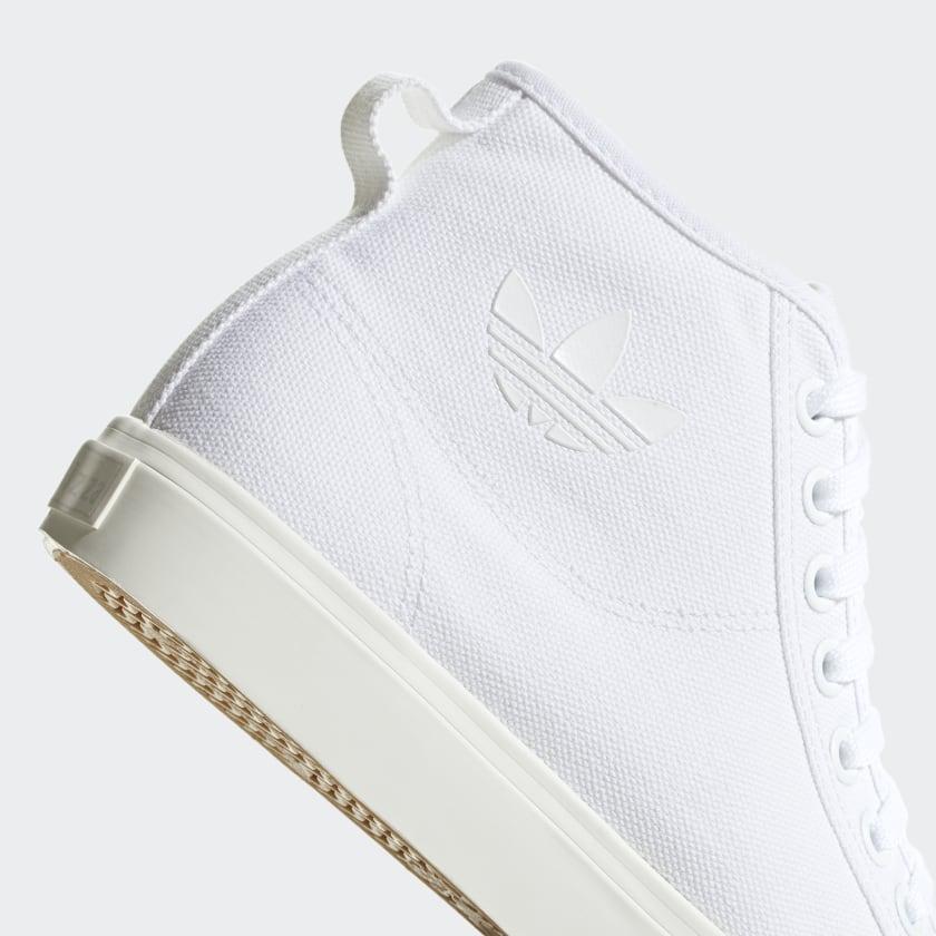 thumbnail 16 - adidas Originals Nizza High Top Shoes Men's