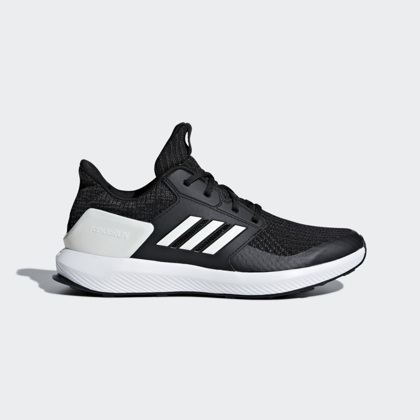 adidas-RapidaRun-Knit-Shoes-Kids-039 thumbnail 13