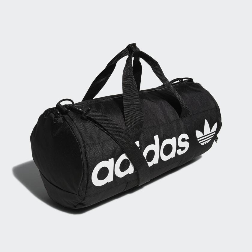 Paneled Roll Duffel Bag
