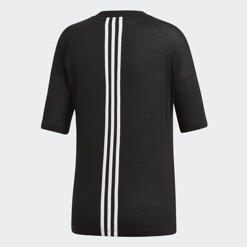 adidas-Must-Haves-3-Stripes-Tee-Women-039-s thumbnail 19