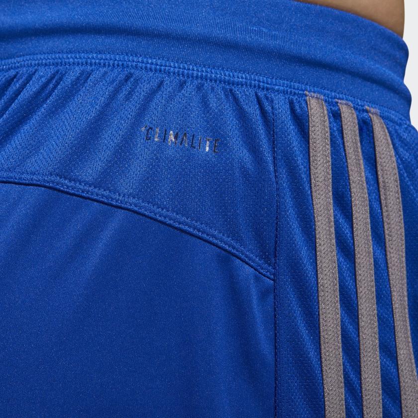adidas-D2M-3-Stripes-Shorts-Men-039-s thumbnail 44