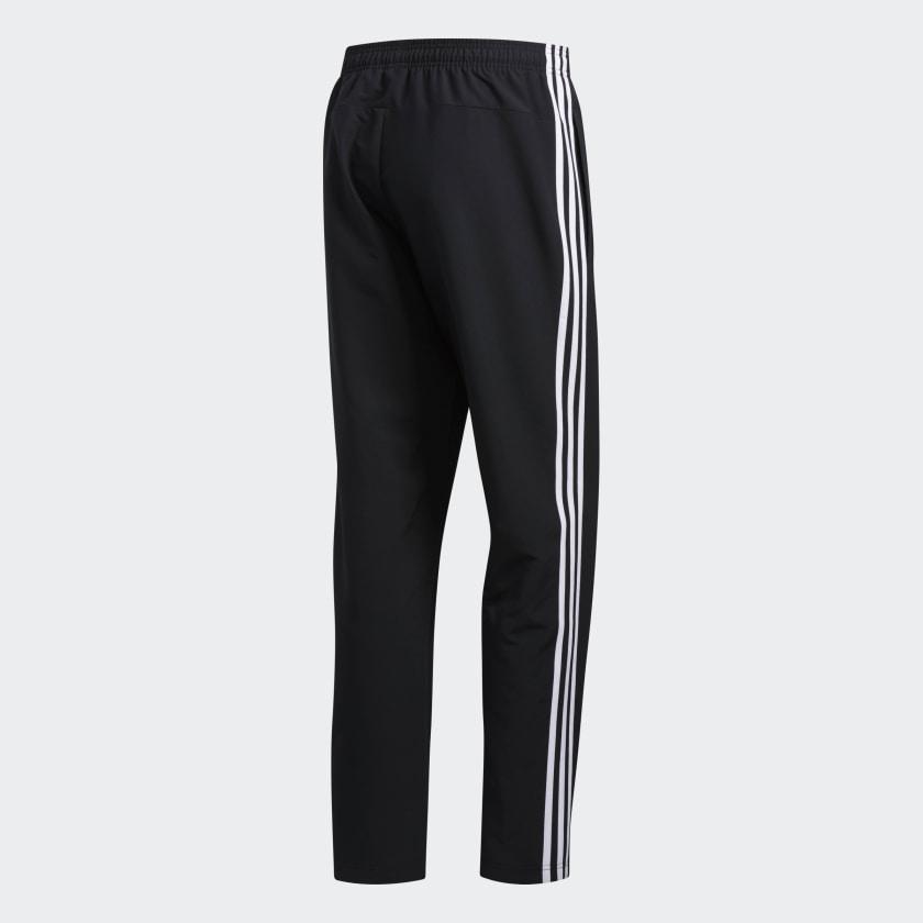 Detalles acerca de Adidas Essentials 3 Rayas Pantalones para hombre mostrar título original