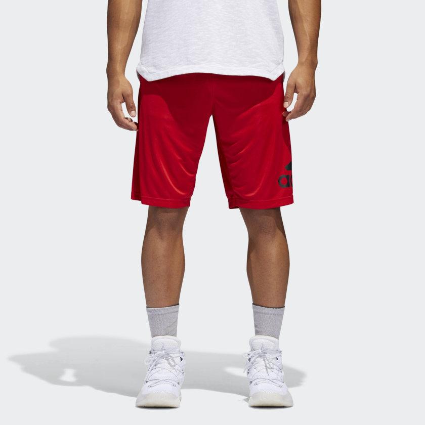 adidas-Crazylight-Shorts-Men-039-s thumbnail 15