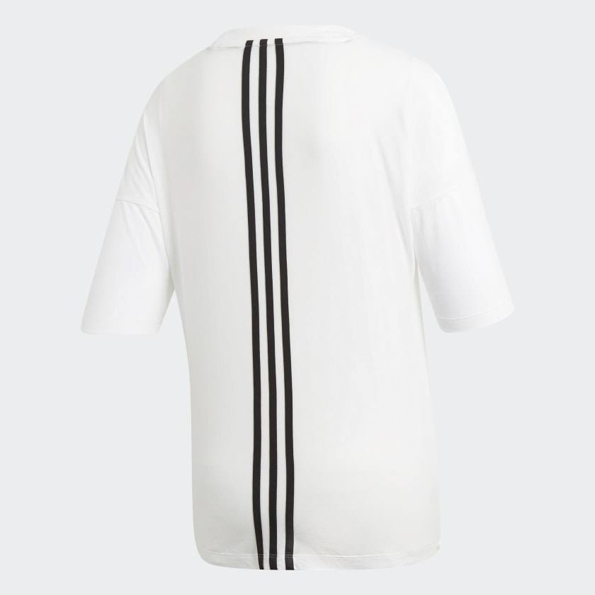 adidas-Must-Haves-3-Stripes-Tee-Women-039-s thumbnail 27
