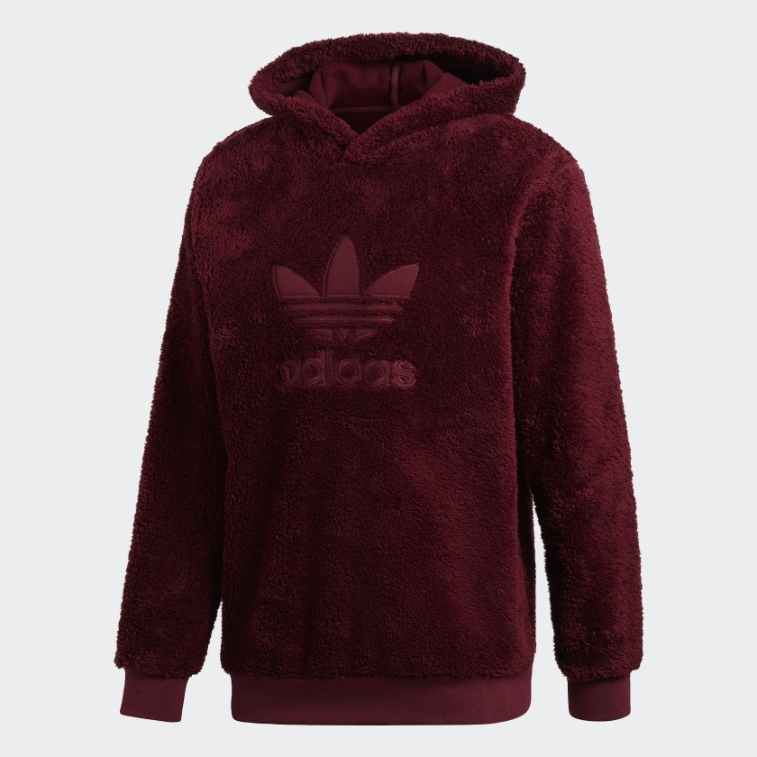 adidas-Originals-Winterized-Pullover-Hoodie-Men-039-s thumbnail 6
