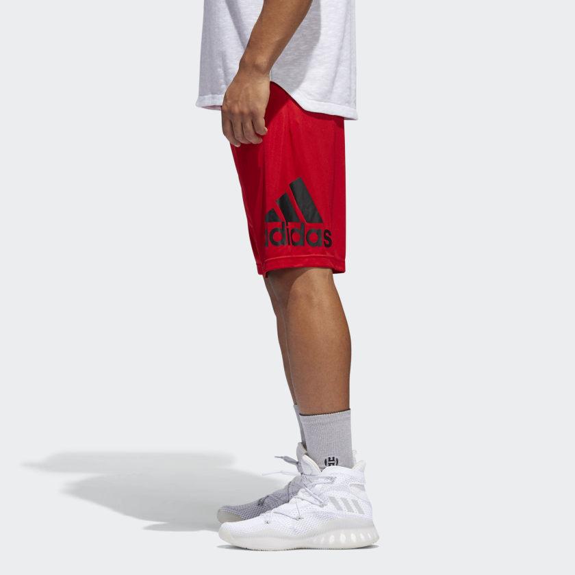 adidas-Crazylight-Shorts-Men-039-s thumbnail 31