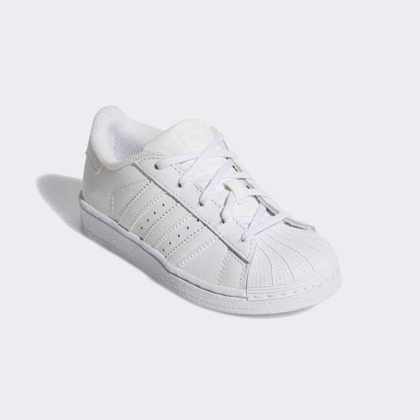 adidas Superstar Foundation Shoes - White  516b2f6ad1609