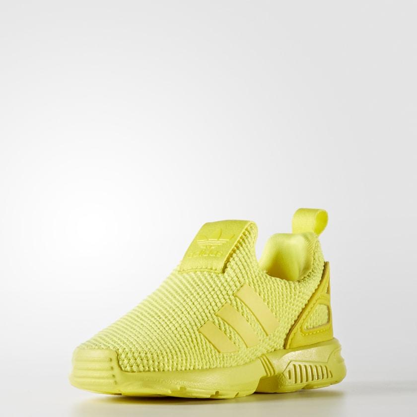 Tênis Zx Flux 360 - Amarelo adidas  4439512542d21
