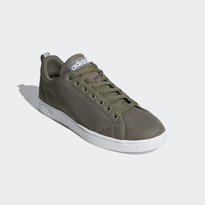 adidas-VS-Advantage-Clean-Shoes-Men-039-s thumbnail 13