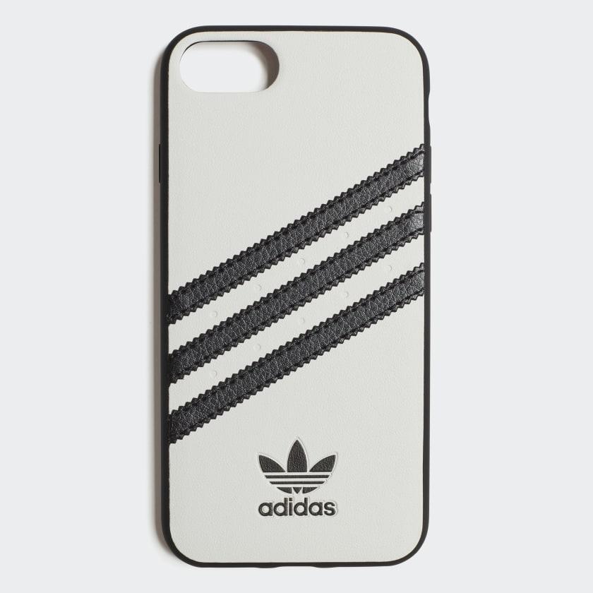 adidas Adicolor Snap iPhone 8+ Schutzhülle Gelb | adidas
