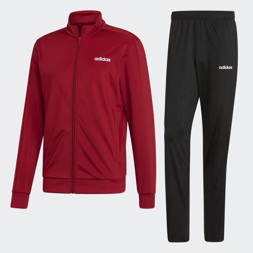 adidas-Basics-Track-Suit-Men-039-s thumbnail 25