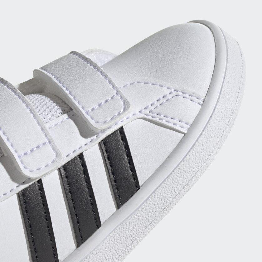 adidas-Grand-Court-Shoes-Kids-039 thumbnail 24