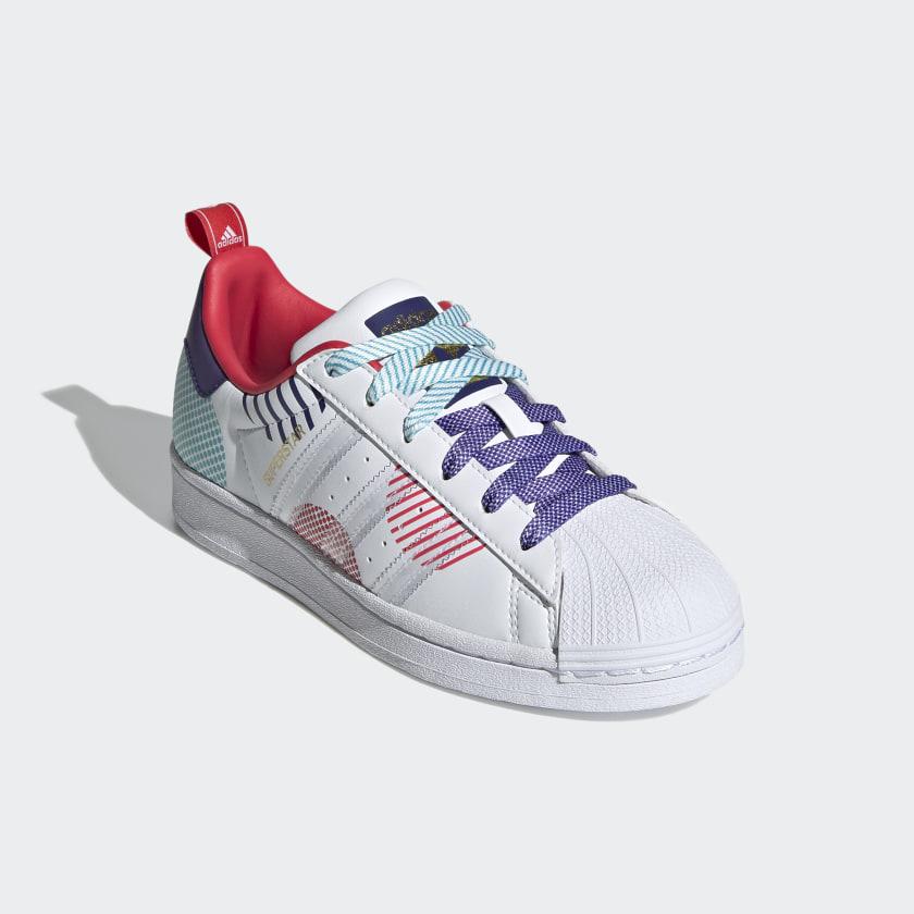 thumbnail 10 - adidas Originals Superstar Shoes Kids'