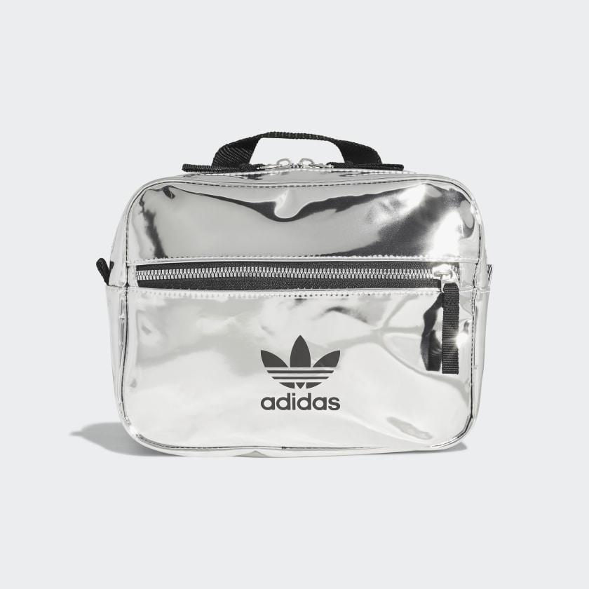 adidas Originals Mini Airliner Metallic Backpack