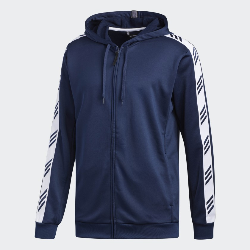 adidas-Pro-Madness-Hoodie-Men-039-s thumbnail 27