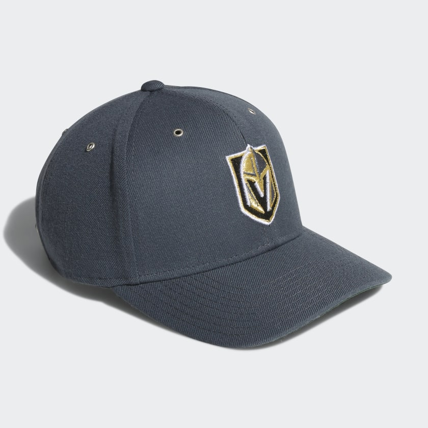 Golden Knights Adjustable Leather Strap Hat
