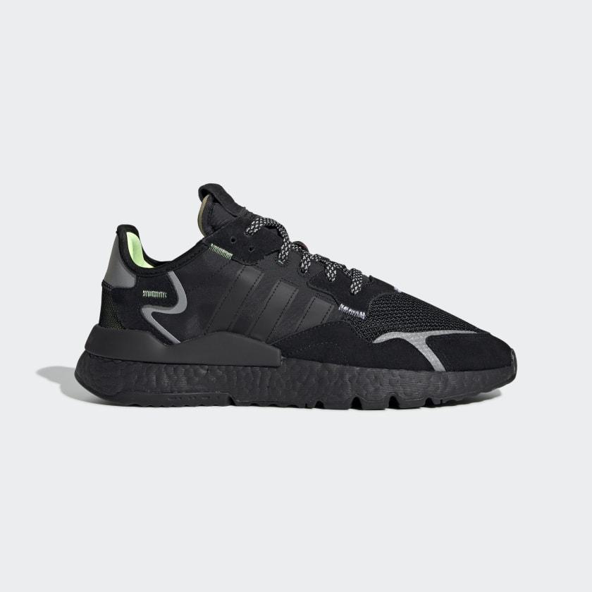 adidas-Originals-Nite-Jogger-Shoes-Men-039-s thumbnail 24