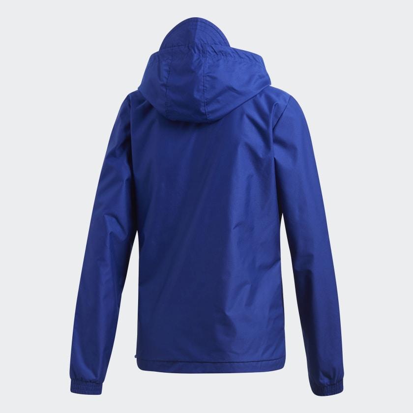adidas-Core-18-Rain-Jacket-Women-039-s thumbnail 17