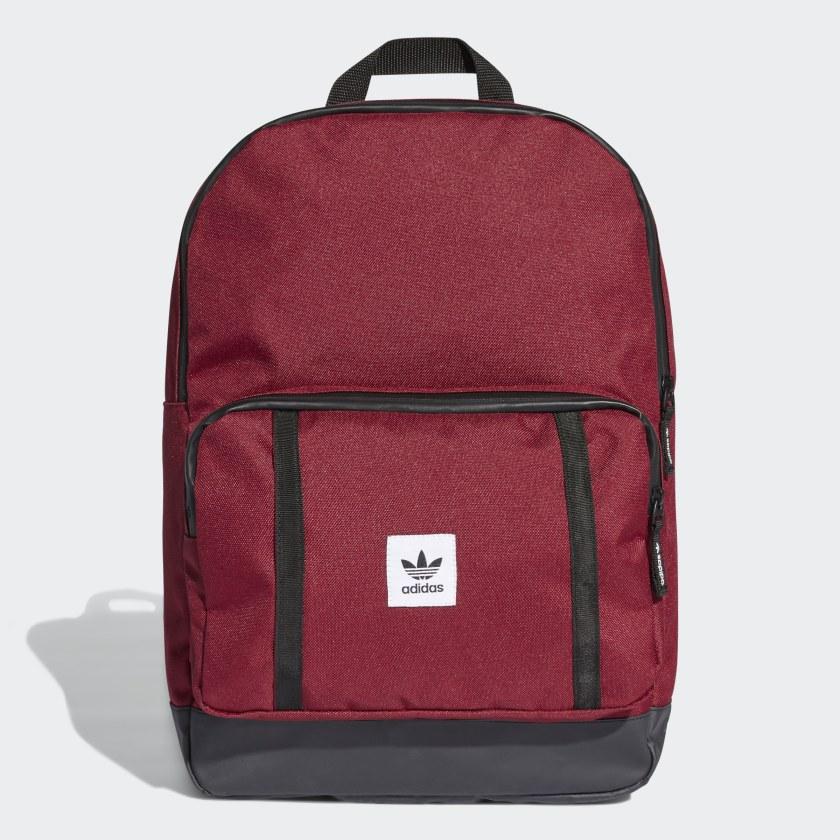 adidas-Classic-Backpack-Men-039-s thumbnail 19