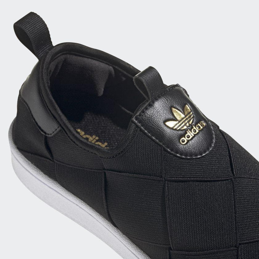 thumbnail 22 - adidas Originals Superstar Slip-on Shoes Women's