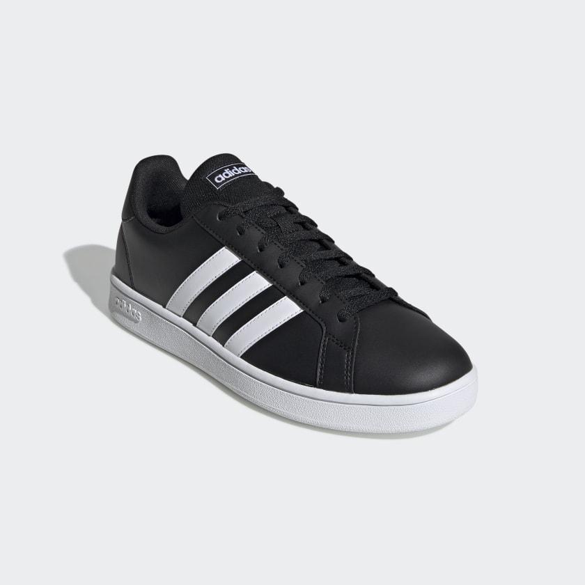 adidas-Grand-Court-Base-Shoes-Men-039-s thumbnail 14