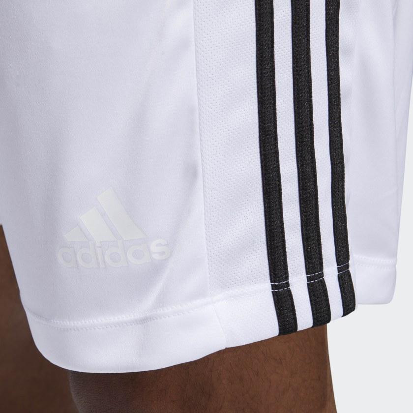 adidas-D2M-3-Stripes-Shorts-Men-039-s thumbnail 16