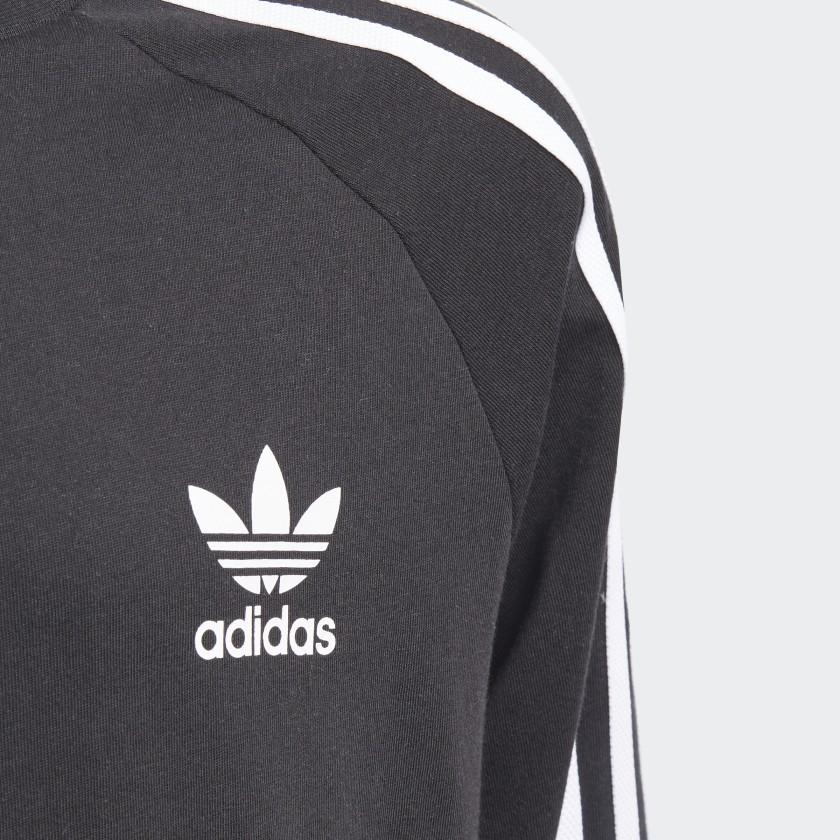 thumbnail 11 - adidas-Originals-3-Stripes-Tee-Kids-039