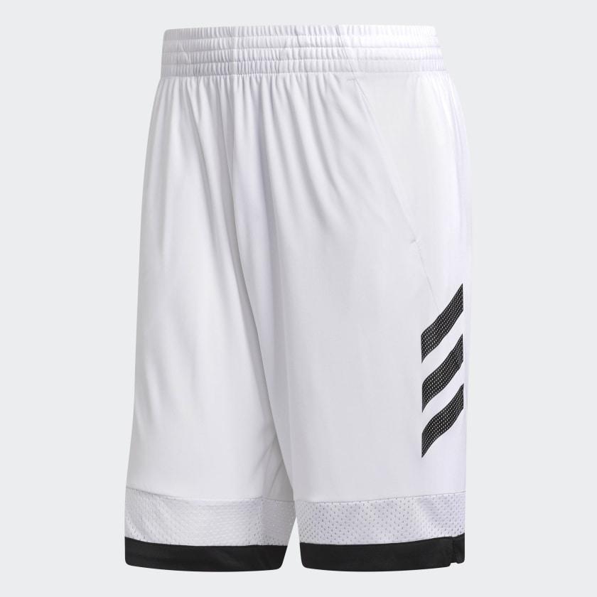 adidas-Pro-Bounce-Shorts-Men-039-s thumbnail 24