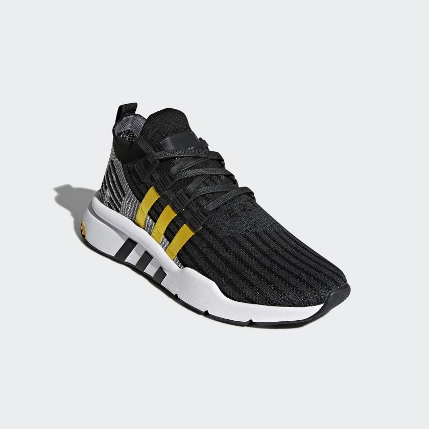 new style 8ed5a 5b3da ... EQT Support Mid ADV Primeknit Shoes. adidas Primeknit upper wraps the  foot .