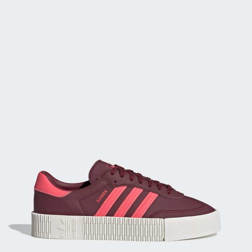 adidas-Originals-SAMBAROSE-Shoes-Women-039-s thumbnail 41