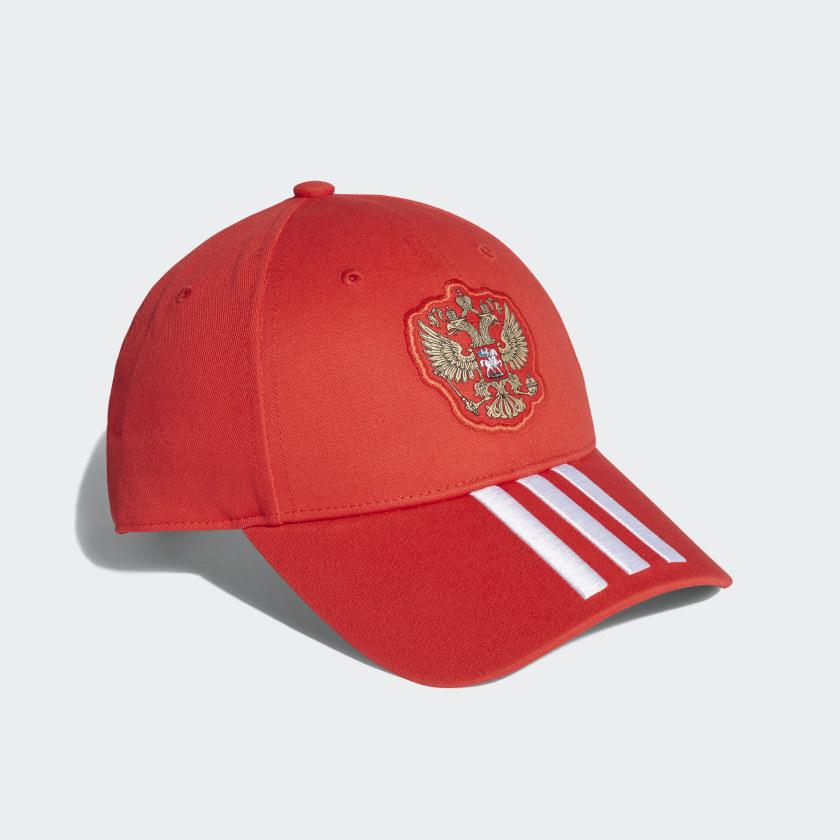 Gorra Russia 3-Stripes 2018