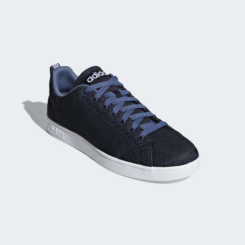 adidas-VS-Advantage-Clean-Shoes-Men-039-s thumbnail 22