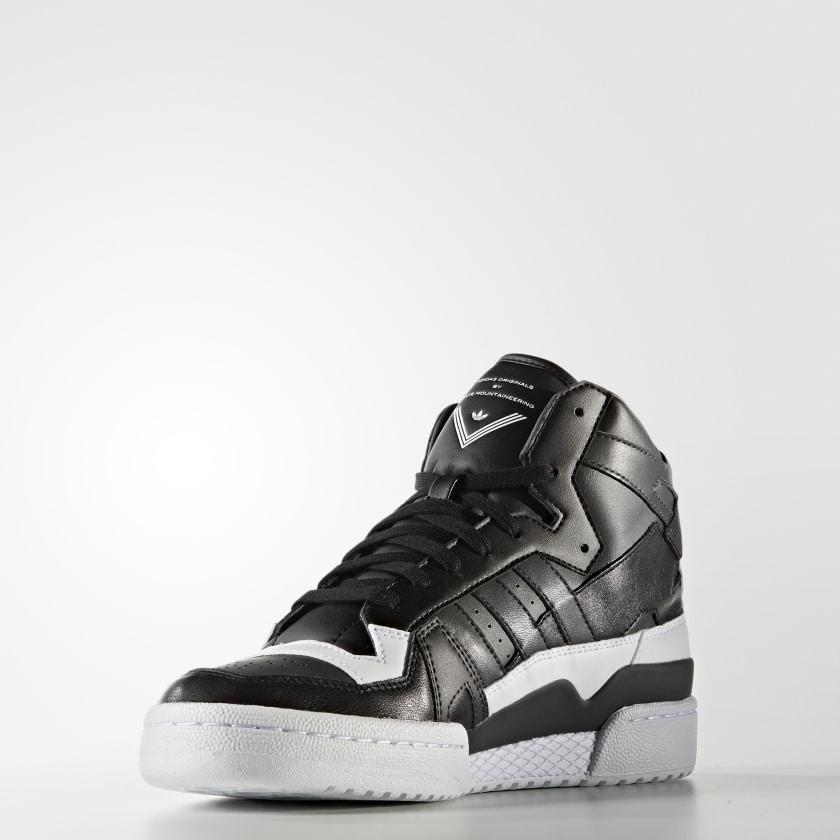 White Mountaineering Forum Mid Shoes