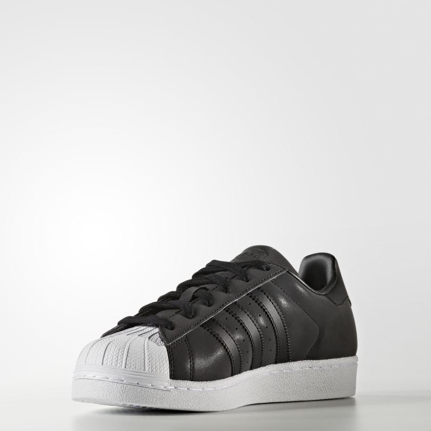 Tênis Superstar - Preto adidas  dd89995ddaff2