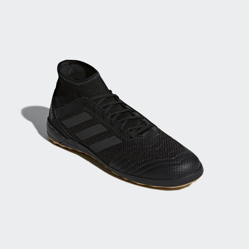 Zapatilla de fútbol sala Predator Tango 18.3 Indoor - Negro adidas ... 9347863ca5781