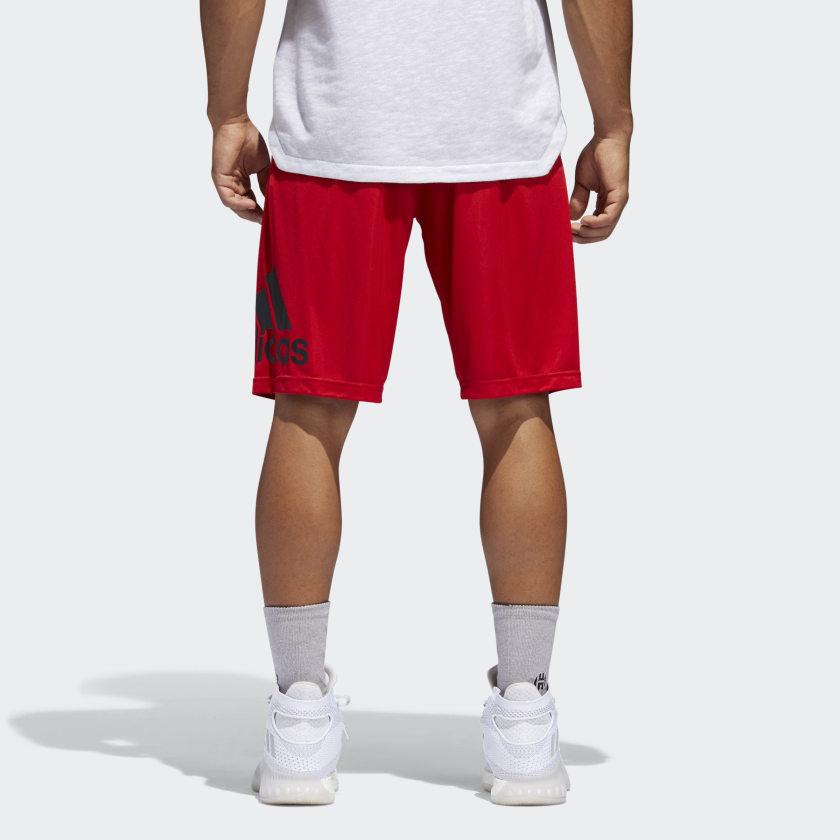 adidas-Crazylight-Shorts-Men-039-s thumbnail 16