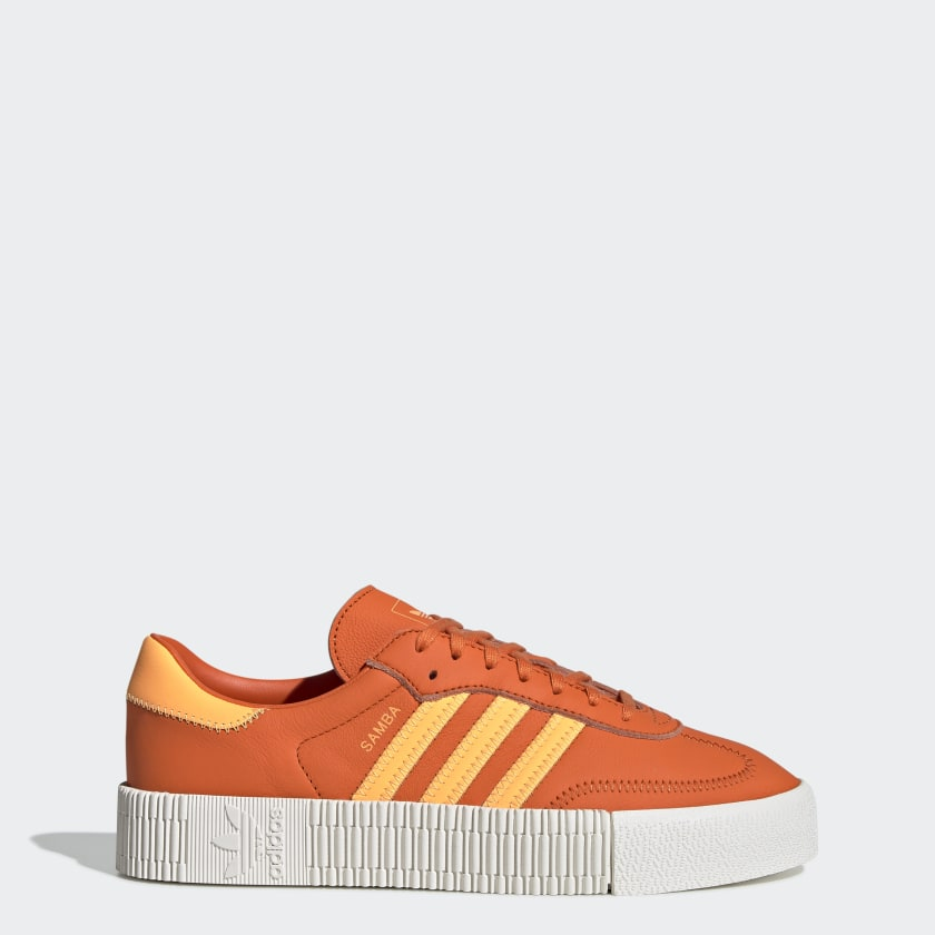 adidas-Originals-SAMBAROSE-Shoes-Women-039-s thumbnail 49