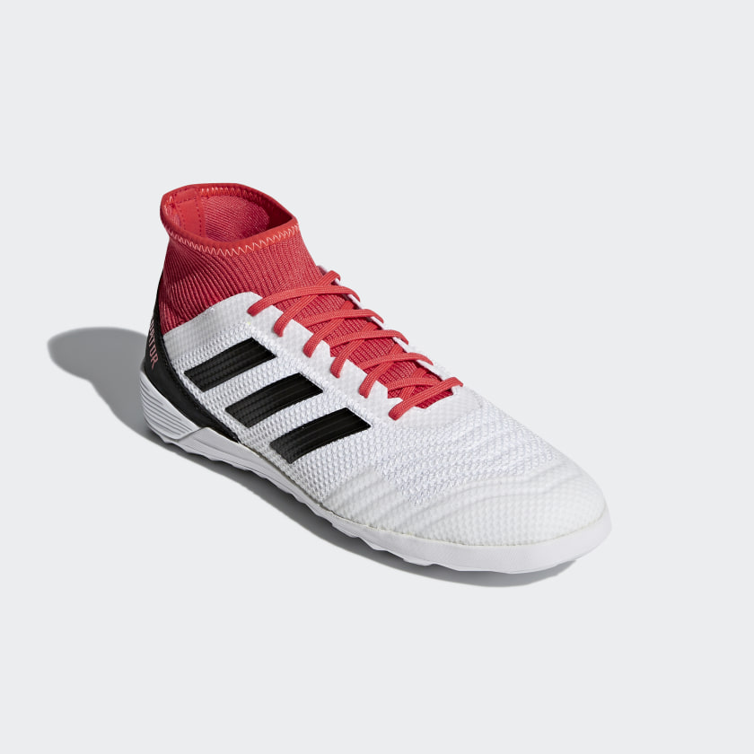 61920eeef3 Chuteira Predator 18.3 Futsal - Branco adidas