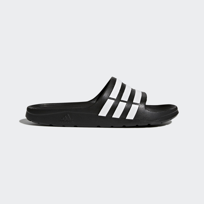 adidas-Duramo-Slides-Men-039-s thumbnail 14