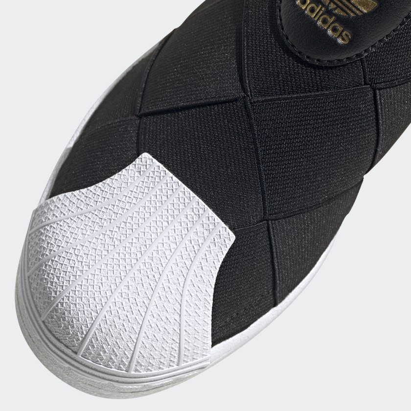 thumbnail 24 - adidas Originals Superstar Slip-on Shoes Women's