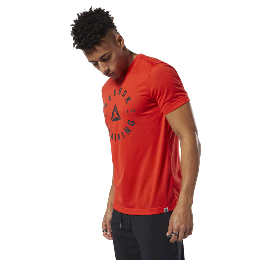 Reebok-Men-039-s-Training-SpeedWick-Tee miniature 38