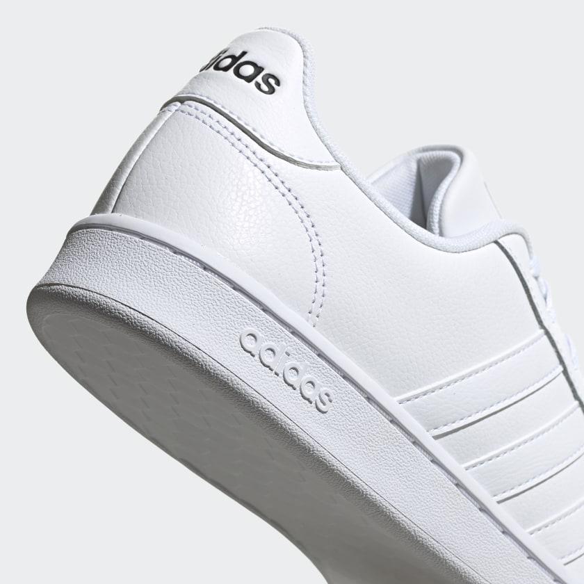 adidas-Grand-Court-Shoes-Men-039-s thumbnail 15