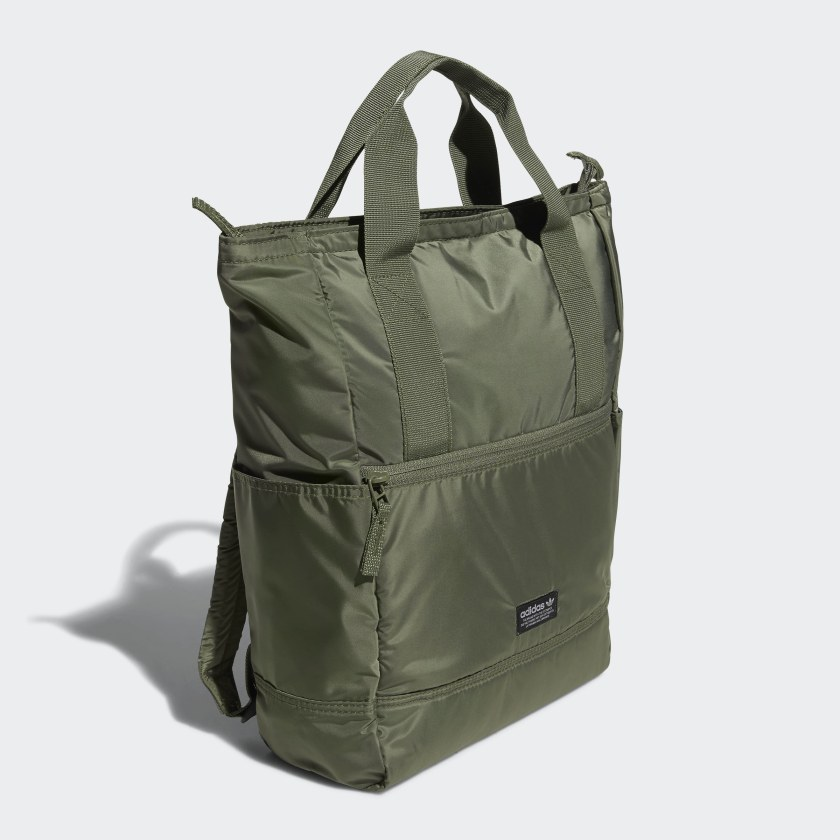 Tote 2 Backpack